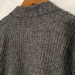 Avenue Sweaters - Avenue gray cardigan 26/28